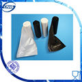Hot sale Colorful HDPE bio-degradable trash bag on roll,garbage bag or bin liners
