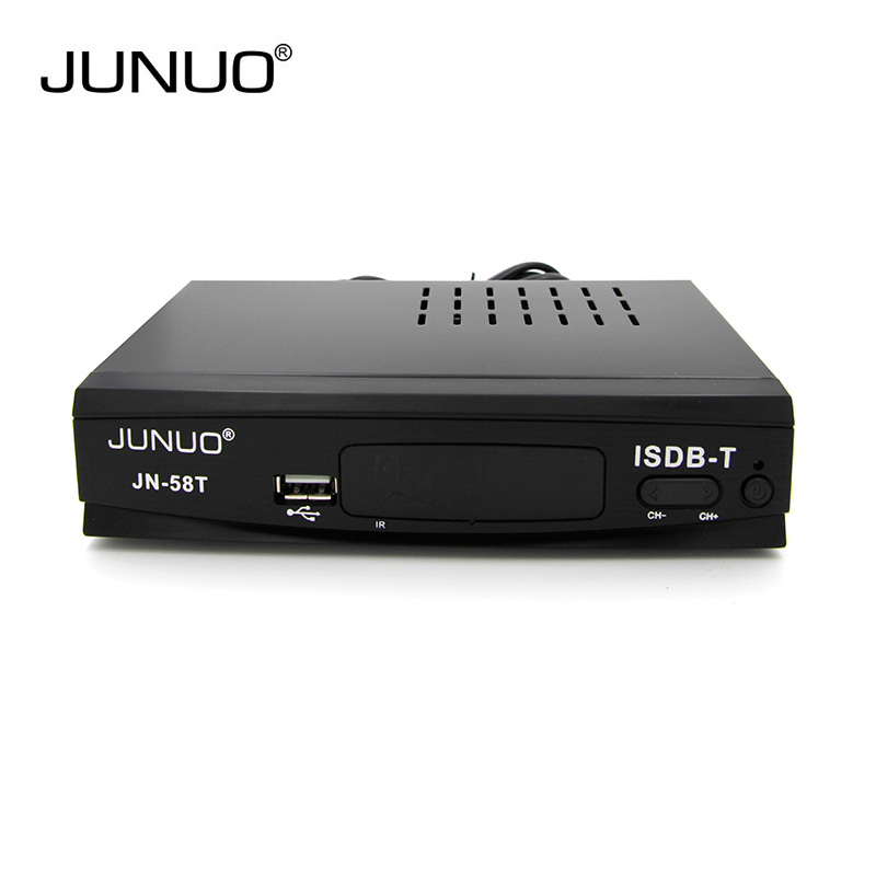 Factory hd decoder isdb-t philippines digital tv box for brazil conversor box