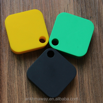 Free SDK Android iOS Support iBeacon Bluetooth Beacon Sticker With Buzzer