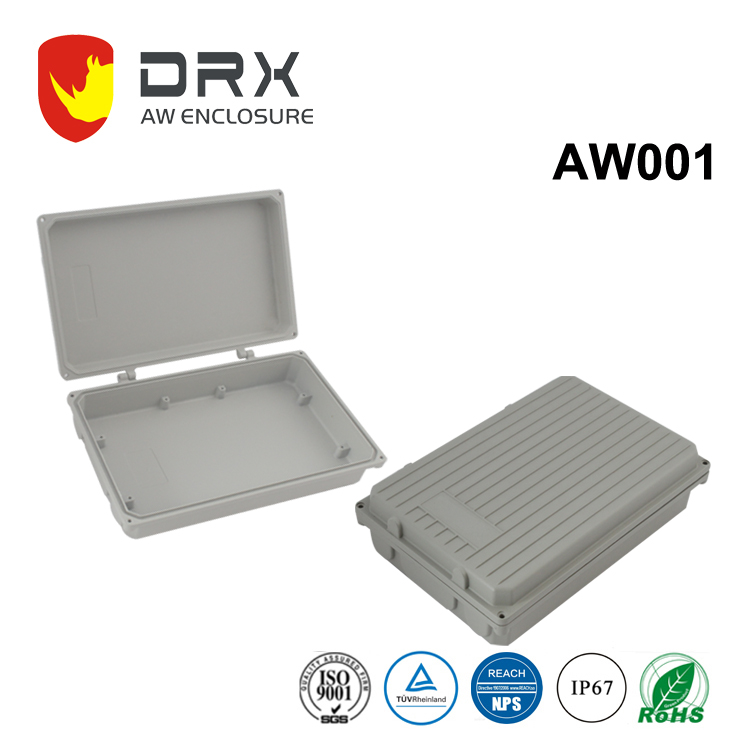 Aluminum Waterproof Enclosure Outdoor Electronic Protection IP67 Junction Box