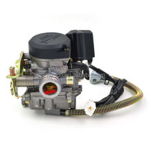 Brand New 8MM CVK PD18J Carb Carburetor GY6 50cc Scooter 139QMB 139QMA For Keihin