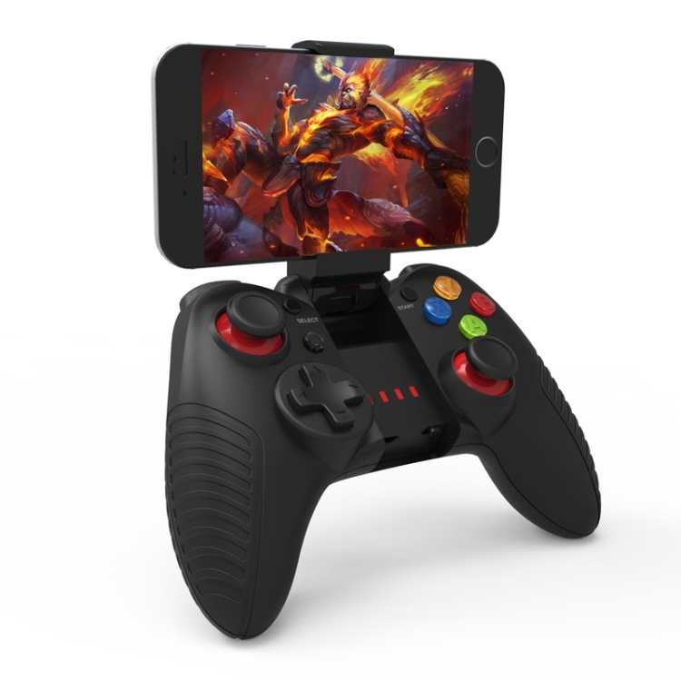 China Suppllier ipega Dark Knight Blue tooth Wireless Android PC Game Controller Gamepad