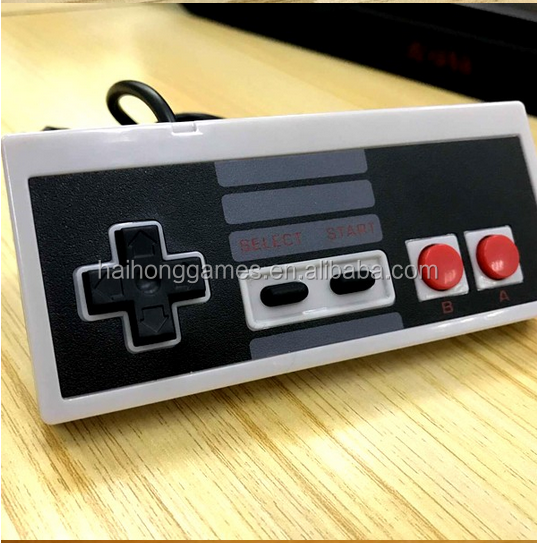 Hot selling! factory price NES mini classic edition controller gamepad come with 72 inches long extension cable