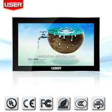 Wall Mount Android Advertising AD Screen Media Display / Indoor LCD Video Player