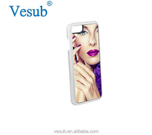 Dye Sublimation Free Sample Sublimation Cell Phone PC Case for iPone 7/7plus