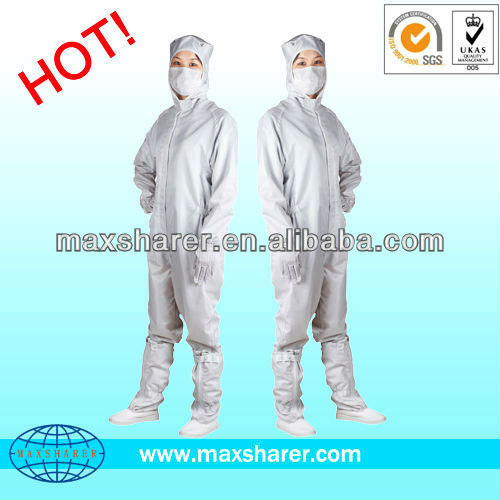ESD Antistatic Clean Room Coverall C0101