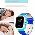 2016 Popular Touch Screen Android smart watch, silicone wrist smart watch phone
