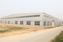Low Cost Construction Design Steel Structure Warehouse