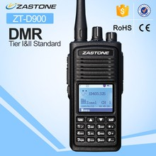 Popular DMR digital two way radio ZASTONE D900 UHF400-480MHz 5W output power long distance woki toki