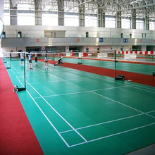 PVC Vinyl Basketball court Wood Sports Flooring