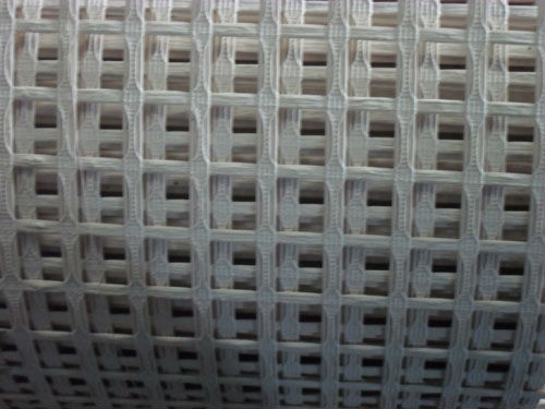 High reinforced Mine Geogrid (polyester geogrid)