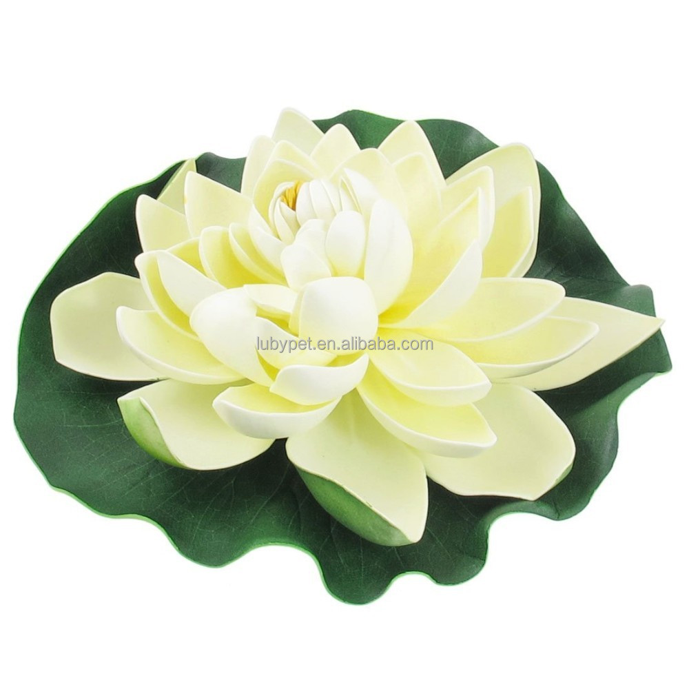 Dia 30cm Pond Foam Lotus For