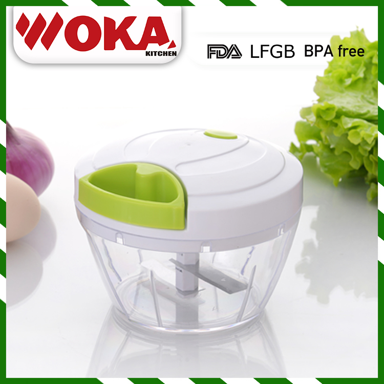 Chinese free sample good quality manual vegetable shredder mini chopper
