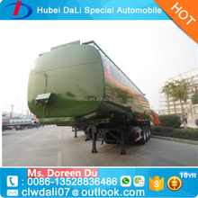 Hot sale 30 m3 Chemical Liquid Hexane Tanker Trailer with cheap price