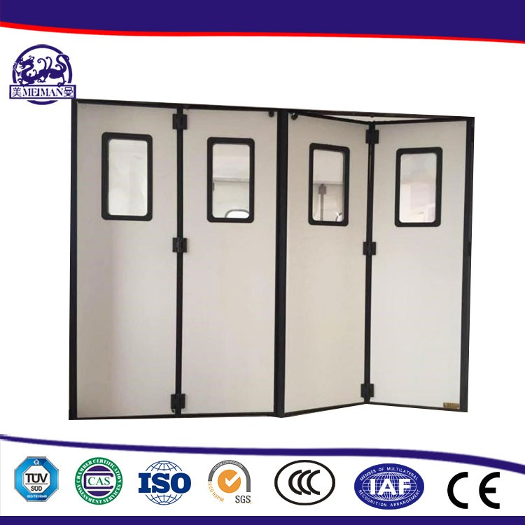 China Large Factory Direct Sale Cheaper Overhead Door