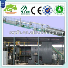 US Medical Waste Microwave Sterilization system and China Pyrolysis system