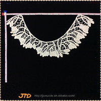 Hot Sell High-end Ladies Suit Neck Design Lace