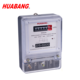 single phase wall mounted cheaper residential use energy consumption record electric sub meter
