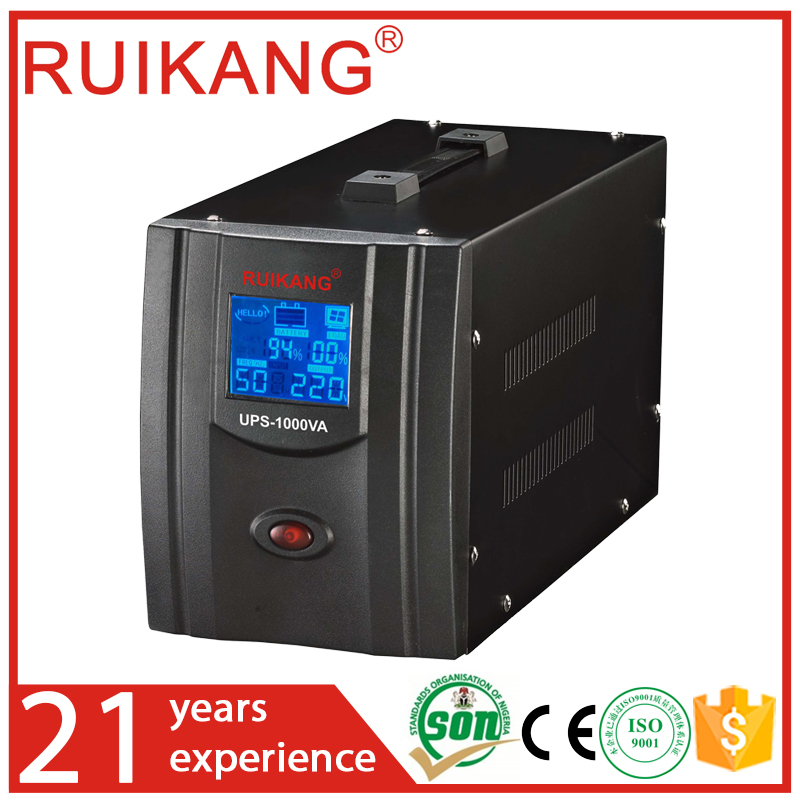 Pure sine wave used ups battery backup