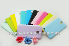 Hot Candy Color Back Cover Rubber TPU Skin Protective Phone Case for Samsung Galaxy Note 3 N9000