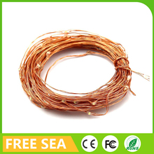 Fairy solar powered 120 led copper wire string lights camping lamp party christmas tree decor
