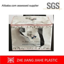 Gravure Printing Surface Handling and food/drinks Industrial Use Logo printed Insulated cooler bag with zipper