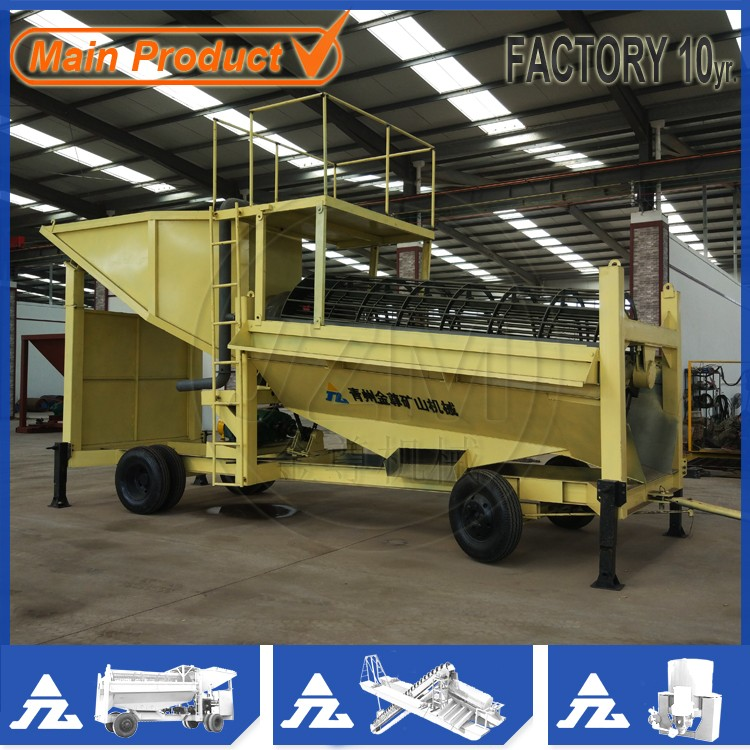 small river gold mining equipment