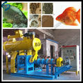 New design fish feed machine/floating fish feed pellet machine with low price