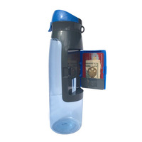 BPA Free Wallet Sport Bottle/ozone sports bottled water