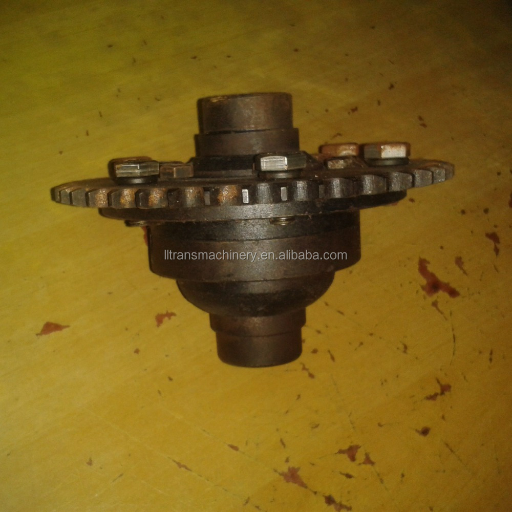 110cc chain drive differential