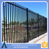A Beautiful Security Fence pvc coated ornamental wrought iron fence