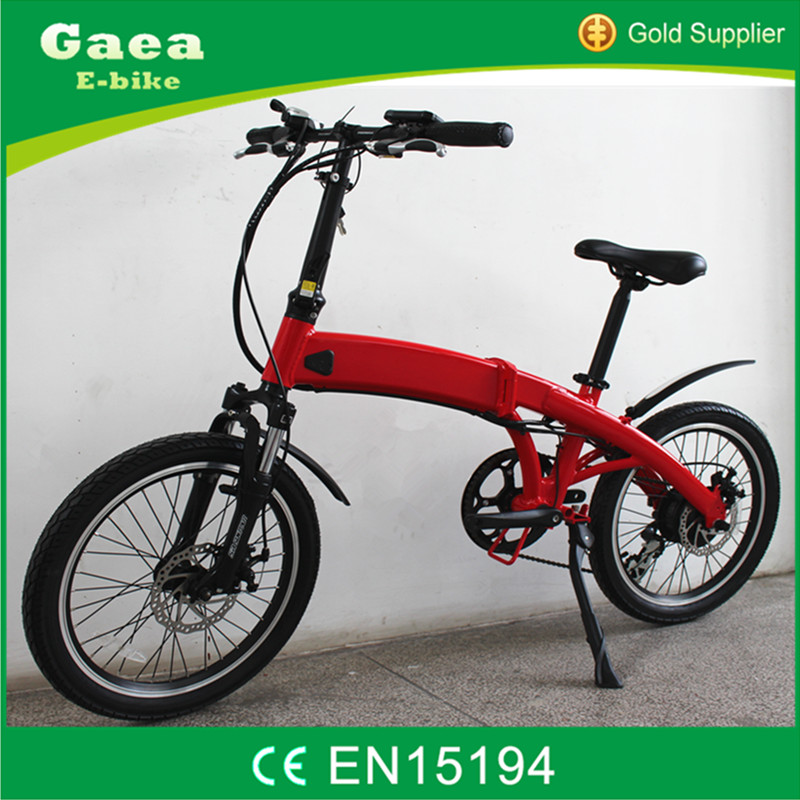 adult electric quad bike small folding motorized bicycle