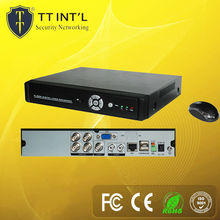 4CH DVR H.264 Compression Realtime DVR VG-H7408