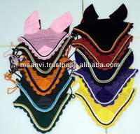 HORSE FLY VIELS,FLY MASK, HORSE EAR NETS