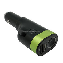 New multi usb car charger for iphone with cable charger,car charger for lenovo k900