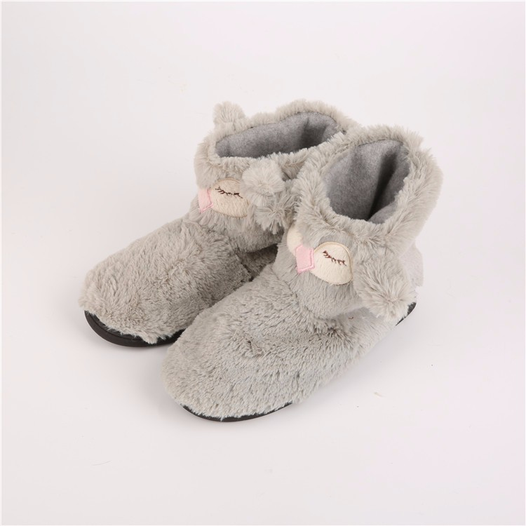 Women Custom Animal Shaped Warm Fancy Slipper