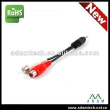 NEW 2 RCA male AV cable RCA cable