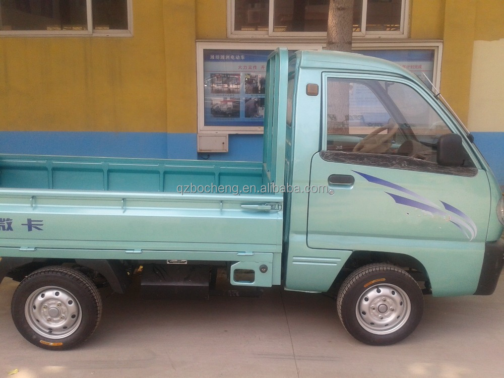 Factory Supply Electric Chinese Pickup Trucks