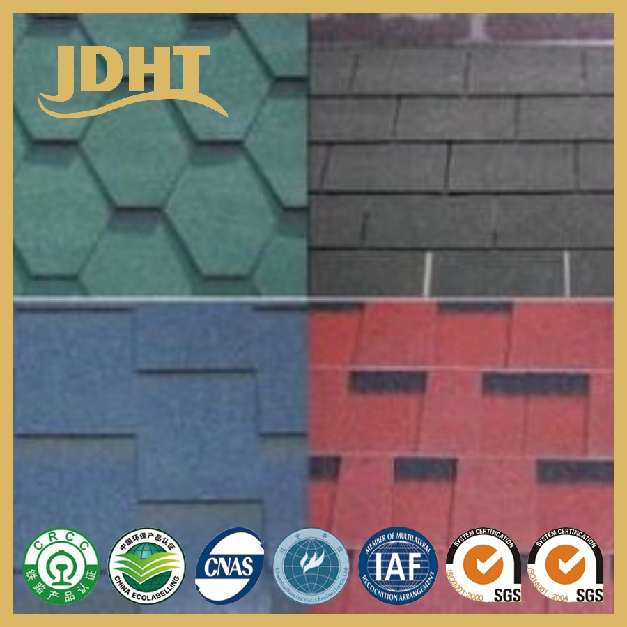 W013 JD-253 Glass fiber filler asphalt building roof waterproof roll material