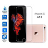 High quality 9H tempered glass screen protector for iPhone 6 6S