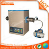 1600c high temperature with alundum tube horizontal tube furnace