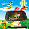 32 bit Multimedia touchable pvp Android cars game player with WIFI