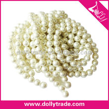 Wholesale Loose Fake Plastic Pearl Beads Strand