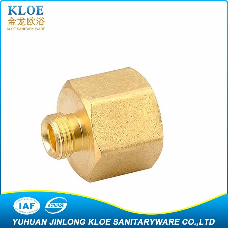 China Factory High Quality Injection Molding Brass Fitting gas pipe compression fittings