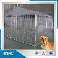 Square Dog Cages