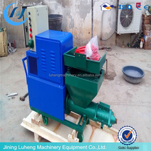 concrete mortar cement lime spray machine for wall
