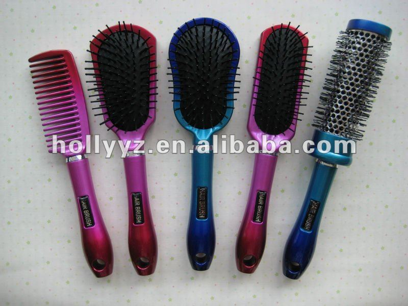 Hot sale plastic different types of hair comb