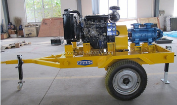 Hot sale 6 inch irrigation water pump driven by diesel for Diesel irrigation motors for sale