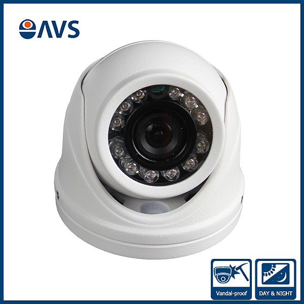Full HD 1080P Mini IR Night Vision Dome Micro CCTV Camera for Car <strong>Security</strong>