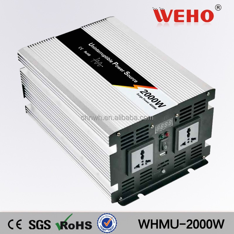 Good price UPS 2000w solar power inverter